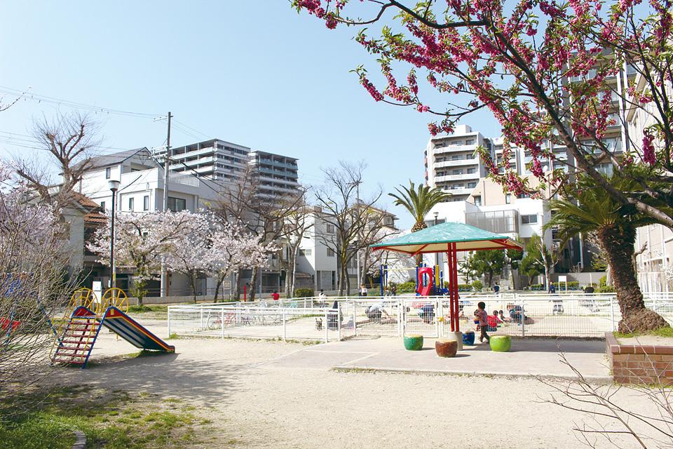 大阪市立苗代小学校